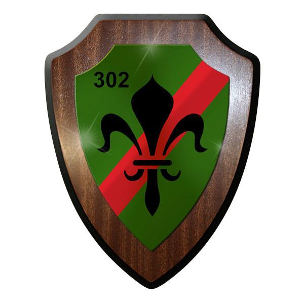 Wappenschild PzGrenBtl 302 Panzer Grenadier Bataillon Grenadiere #9355