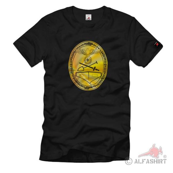 Uniform Orden Zeugmeister Abzeichen WH - T Shirt #1380