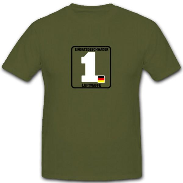Bundeswehr Einheit Luftwaffe Wappen- T Shirt #3749