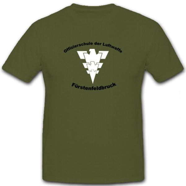 Offizierschule der Luftwaffe in Fürstenfeldbruck 4- T Shirt #5897