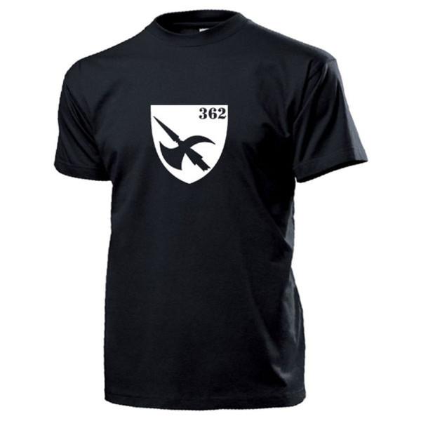 Panzergrenadierbataillon 362 PzGrenBtl Walldürn Bundeswehr - T Shirt #14045