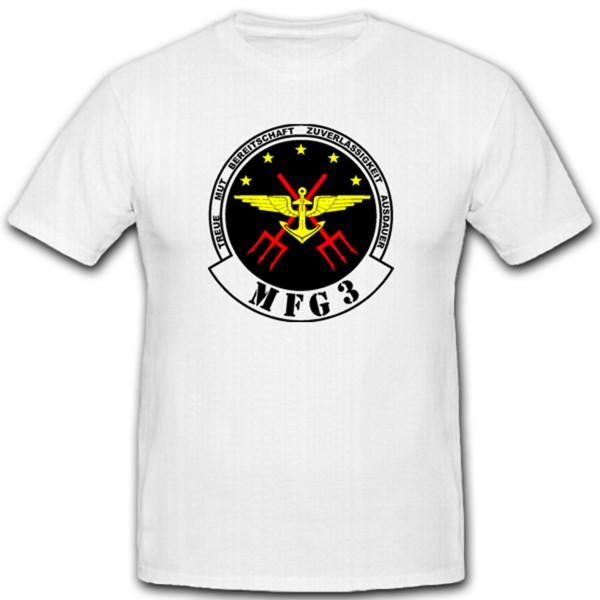 Mfg3 Marine Flieger Geschwader Einheit Militär Bundeswehr T Shirt #2605