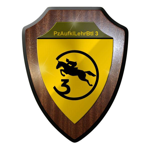 Wappenschild / Wandschild / Wappen - PzAufklLehrlBtl 414 Bundeswehr Bw #8830