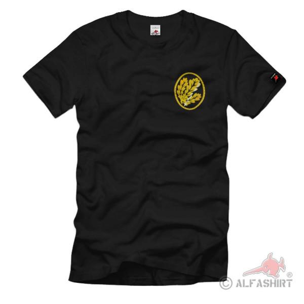Chest badge beret hunter troop troop type Heer Bundeswehr - T Shirt # 1345