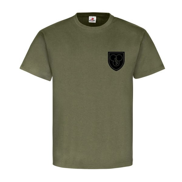 6./PzGrenBtl 332 Wesendorf Panzergrenadierbataillon Panzer - T Shirt #4605