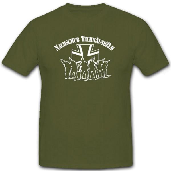Nachschub TechnAusbZLw technisches Ausbildungszentrum Bw - T Shirt #6706
