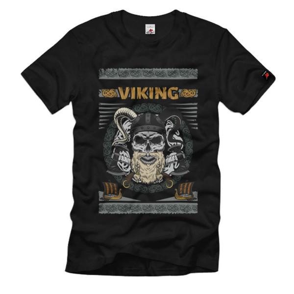 Viking Götter Thor Odin Mythologie Germanen T-Shirt#36234
