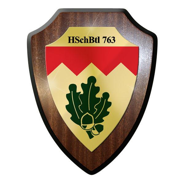 Wappenschild - HschBtl 763 Heimatschutzbataillon 762 Bundeswehr Abzeichen #11989