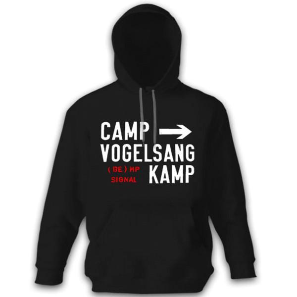 Camp Vogelsang belgische Armee Belgien Eifel Ordensburg - Kapuzenpullover #12367