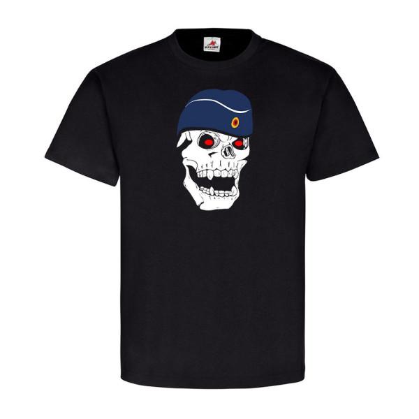 deutscher Matrose Marine Schiffchen Skull Totenkopf - T Shirt #5607
