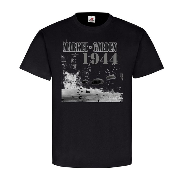 Operation Market Garden 1944 Airborne 101st Fallschirmspringer T Shirt #21438