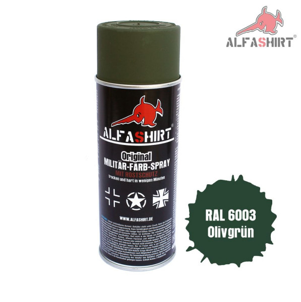 Farb Spray Ral 6003 Olivgrün Wh Apfelgrün Stahlhelm Tarnung Farbe Lack #12688