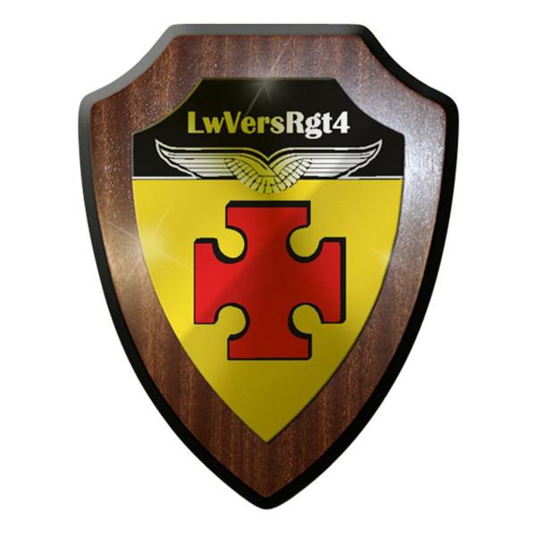 Wappenschild - Luftwaffenversorgungsregiment LwVersRgt 4 Versorgung Heer #8359