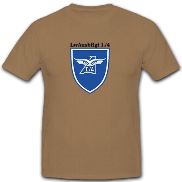 LwAusbRgt I 4 Luftwaffen Ausbildungs Regiment Bundeswehr Militär T Shirt #12290