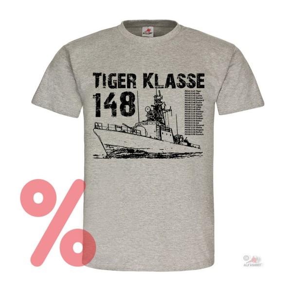 Tiger Klasse 148 - Reduziert