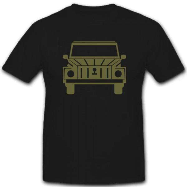 Kübelwagen 181 BW Kübel the thing - T Shirt #6622
