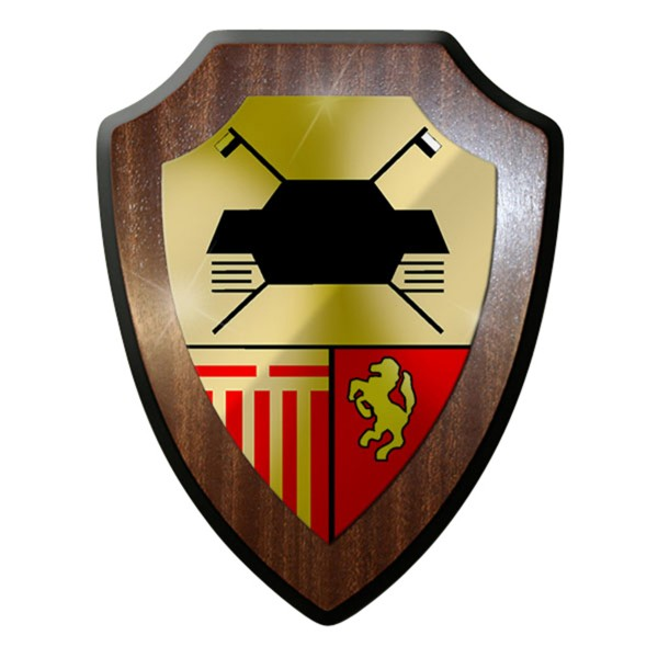 Wappenschild / Wandschild / Wappen - PzAufklBtl 7 Panzeraufklärer Emblem #8102w