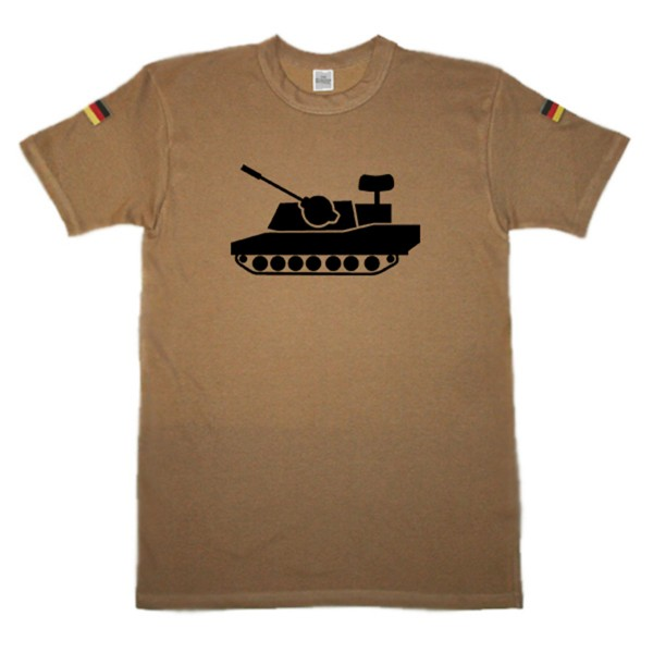 BW Tropen FlakPanzer Panzer Flugabwehrkanonenpanzer Gepard #14589