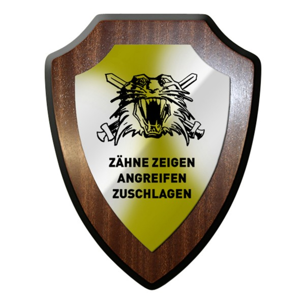 Wappenschild - Tigervarband Wappenschild 53 Vorpostenflottille #12401