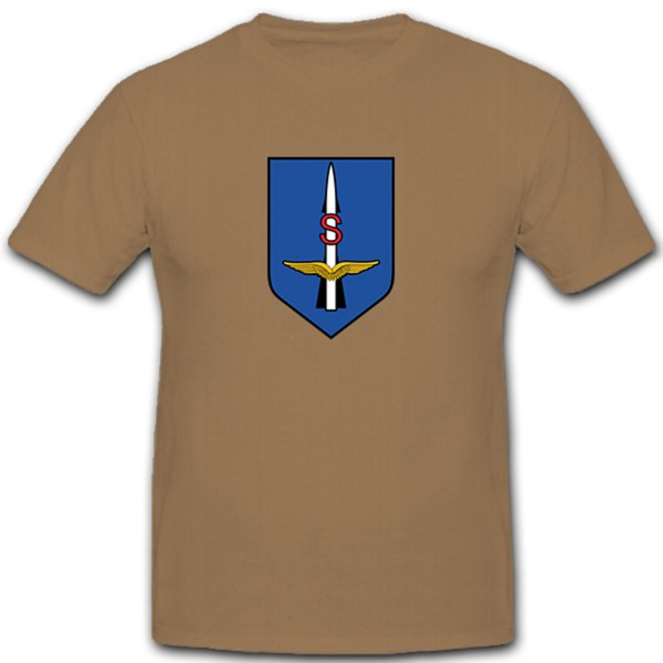 Taktisches Aus und Weiterbildungszentrum FlaRakLw USA - T Shirt #7813