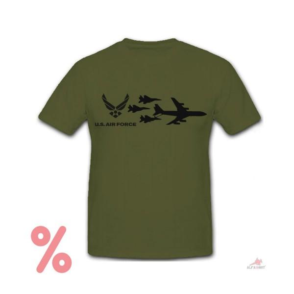 SALE Shirt Air Force Amerika Flugzeug Jet Bomber Kampfflugzeug T-Shirt # R63