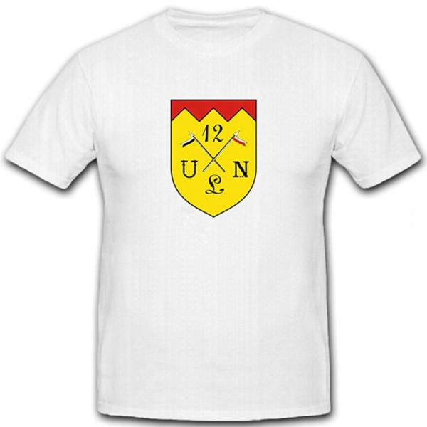 Panzeraufklärungsbataillon Heer 1982 Pzaufklbtl 12 - T Shirt #5783
