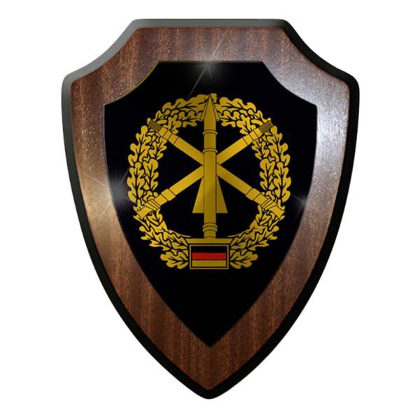 Wappenschild / Wandschild -Heeresflugabwehr Militär Wappen Abzeichen Emblem#7406