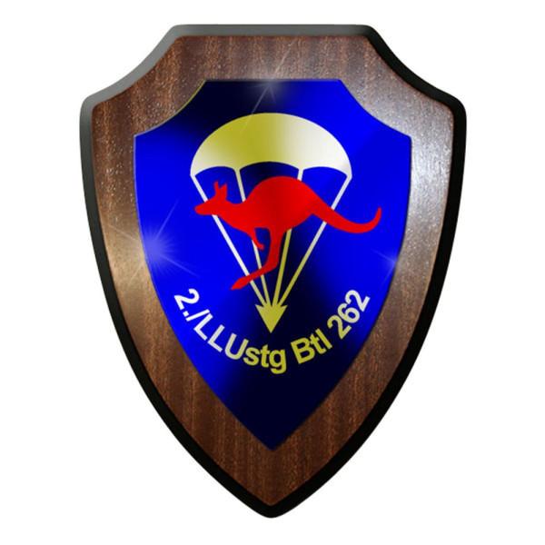 Wappenschild 2./LLUstg Btl 262 Luftlandeunterstützungsbataillon #8396