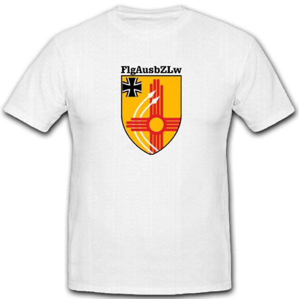 Flgausbzlw Deutschland Bundeswehr Luftwaffe Ausbildungszentrum - T Shirt #4975