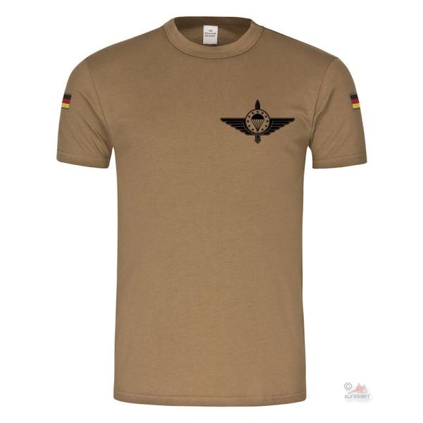 EMFV Logo European Paratrooper FschJg Reservisten Verein BW Tropenshirt #18789