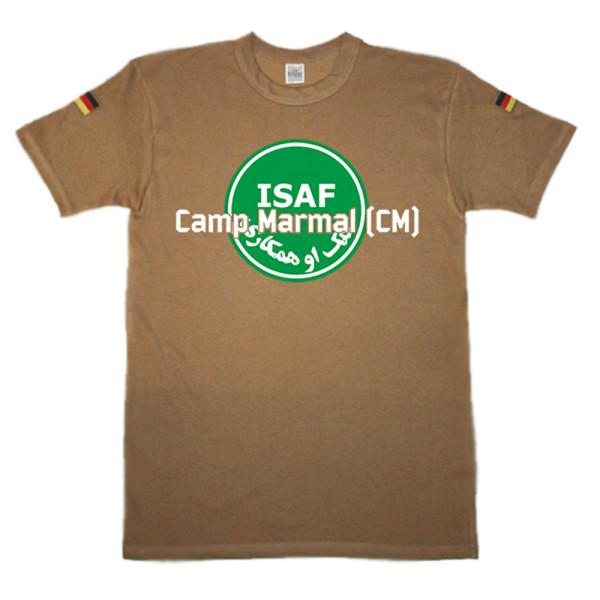 ISAF Camp Marmal Auslandsensatz Afghanistan Feldlager - BW Tropen #14594