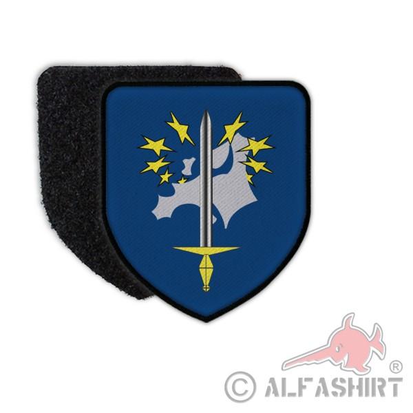 Patch Eurokorps Hauptquartier Deutschland Frankreich Belgien Spanien #32250