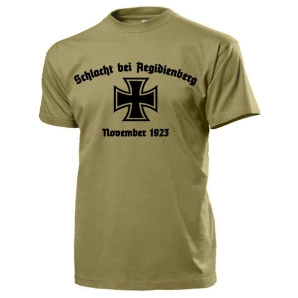 Schlacht bei Aegidienberg November 1923 Seperatisten Rheinland - T Shirt #13235