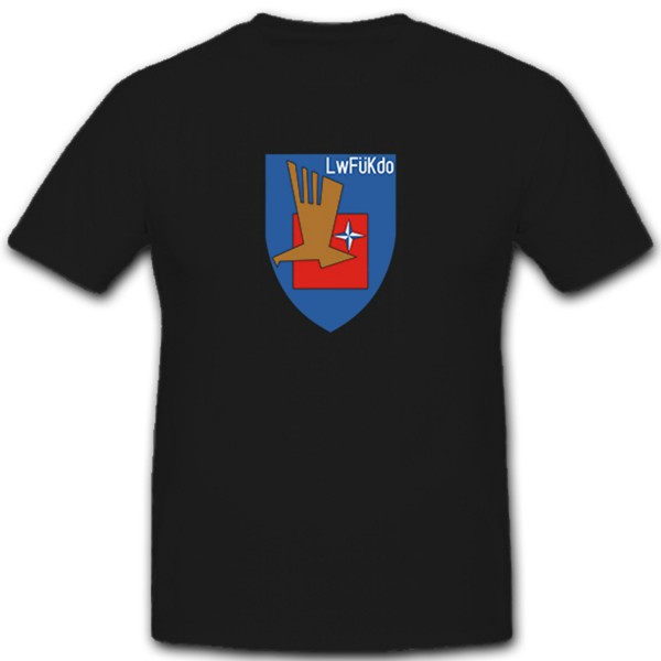 LuFüKdo Luftwaffenführungskommando Luftwaffe Kommando T Shirt #5197