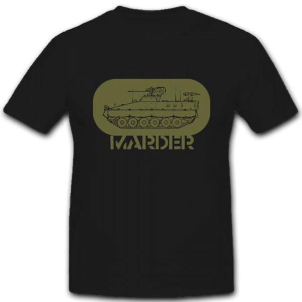 Spz Marder Schützenpanzer Marder Bundeswehr Grenadier - T Shirt #3571