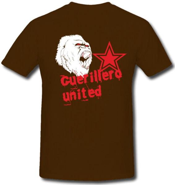 Guerillero united Widerstandskämpfer Wk Europa Befreiungskämpfer T Shirt ##278