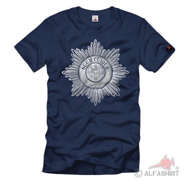 To each his own Suum Cuique motto Prussia Politics Order - T Shirt # 1067