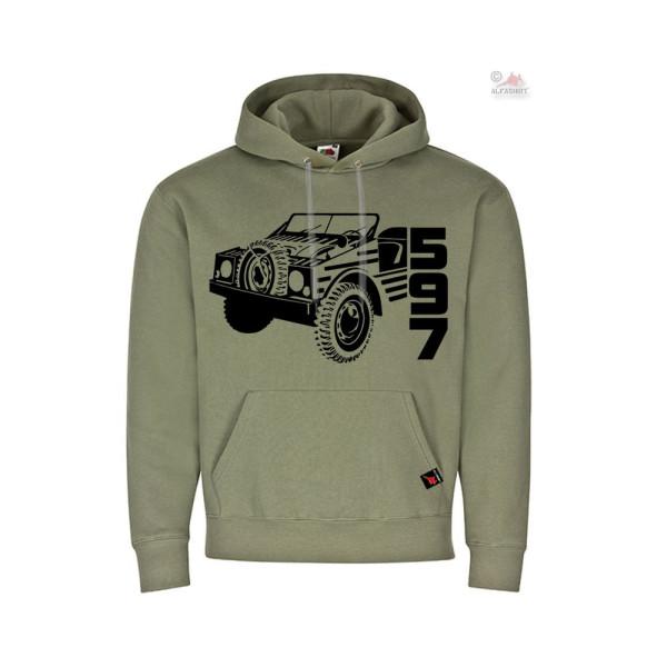Hoodie 597 Jagdwagen Oldtimer Buy Sweater # 36256