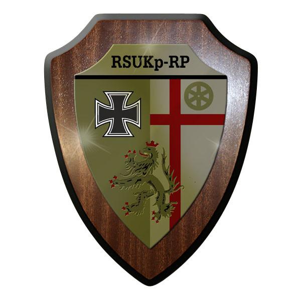 Wappenschild / Wandschild / Wappen - RSUKp-RP Regionale Sicherungs #11644