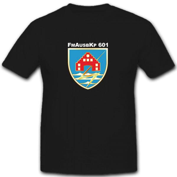 FmAusbKp 601 Fernmeldeausbildungskompanie Deutschland - T Shirt #7452