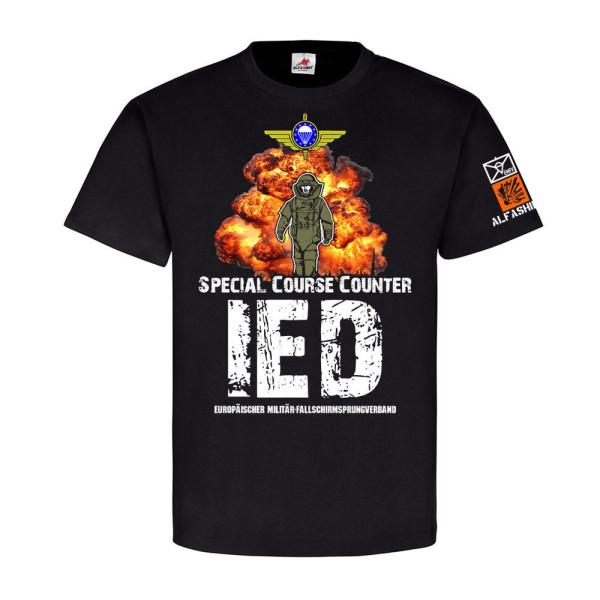 EMFV IED Special Course Counter Lehrgang Feuerwerkerschule T Shirt #22115