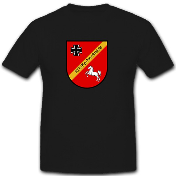 RSU Kp North Heath Regional Security and Support Forces - Tee Shirt # 10605