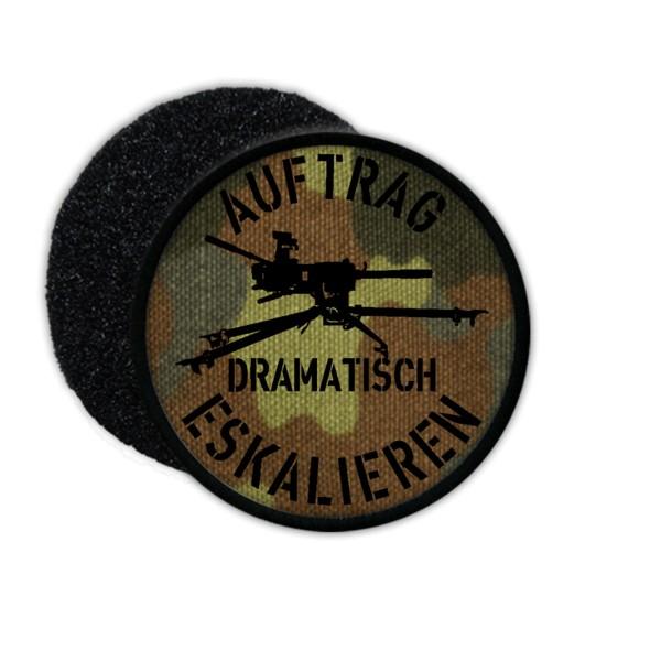 Patch GraMaWa dramatically escalate grenade machine gun GMW Bundeswehr # 35997