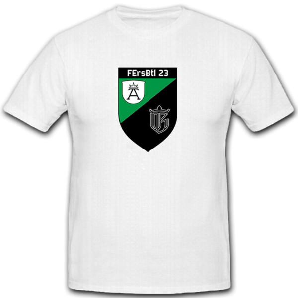 FErsBtl 23 Feldersatzbataillon 23 Bundeswehr Bund Bw Deutschland T Shirt #11338