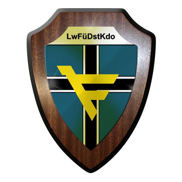 Wappenschild - LwFüDstKdo Luftwaffenführungsdienstkommando Bundeswehr #11889