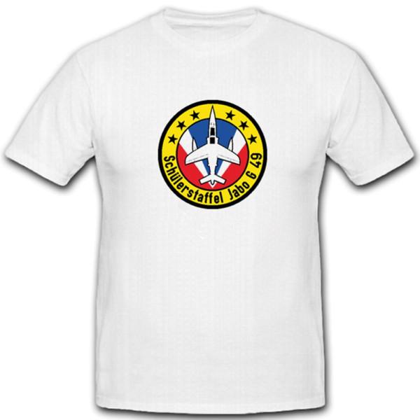 Jabo G 49 Schülerstaffel Aga Ausbildungs Einheit Jahreszeit - T Shirt #4589