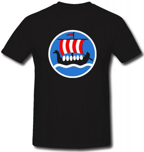 Wikinger Schiff Wikingerschiff Langschiff Wikingerzeit Krieger - T Shirt #1048