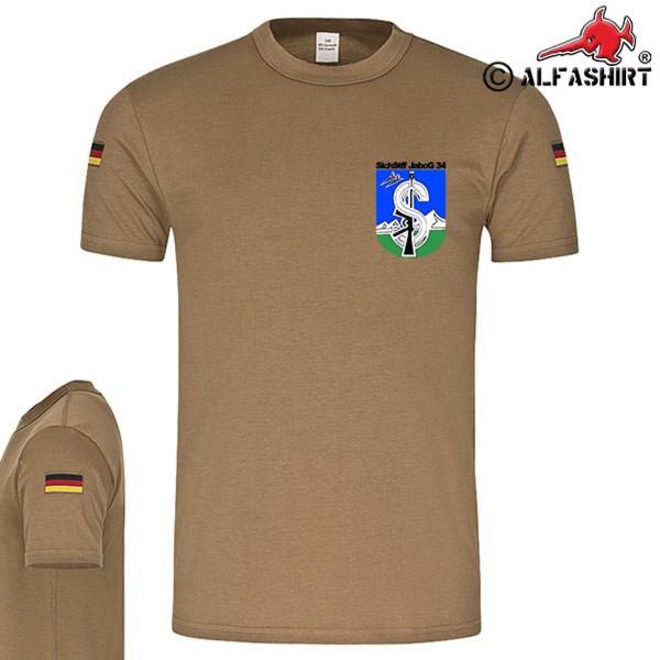 BW Tropen SichStff JaboG 34 Security Squadron Jagdbombergeschwader Allgäu # 15846