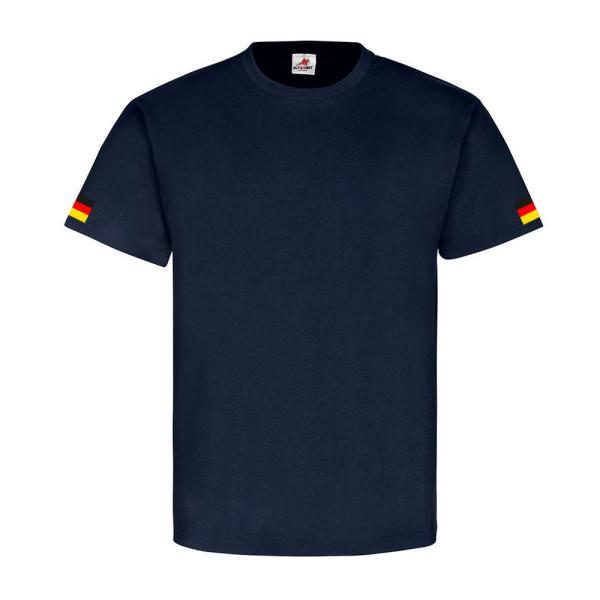 Deutschland Germany Nationalitätsabzeichen Hoheitsabzeichen - T Shirt #2994