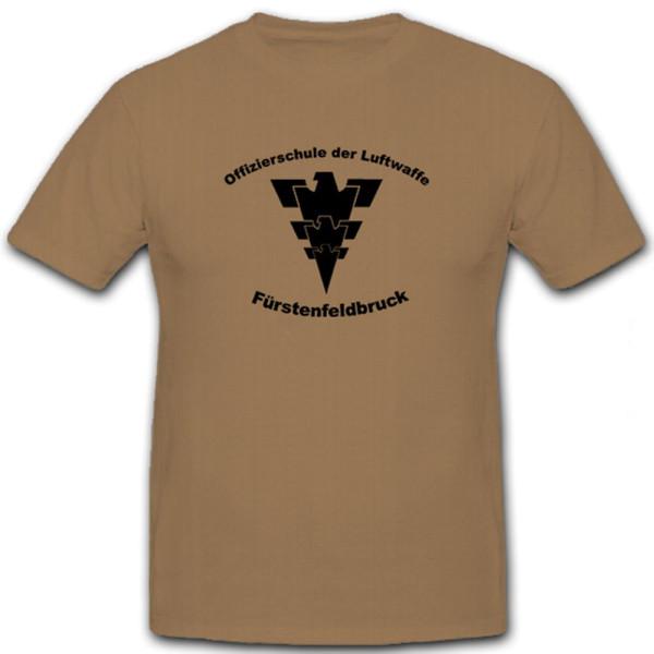 Offizierschule der Luftwaffe in Lehrgang Ausbildung - T Shirt #5896